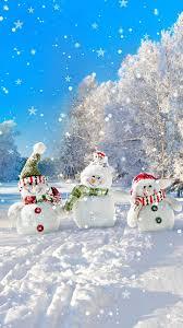 رجل الثلج خلفية حية الخلفيات كريسماس For Android Apk Download
