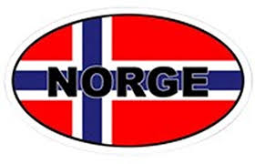 Amazon Com Cafepress Norway Nor Flag Oval Sticker Oval Bumper Sticker Euro Oval Car Decal Home Kitchen
