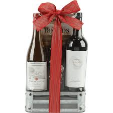 napa gift basket total wine more