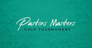 pastors masters golf tournament