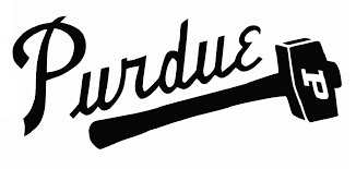 Ncaa1114 Purdue Boilermakers Hammer Die Cut Vinyl Graphic Decal Sticker Ncaa