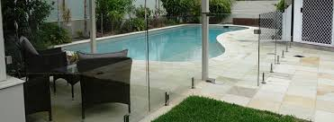 glass pool fencing products absolute
