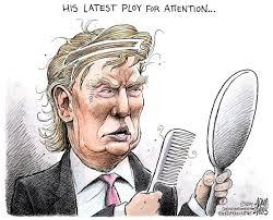Hãy chiêm ngưỡng các bức tranh biếm họa của Donald Trump thật hài hước -  VietBF
