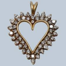 big 10k yellow gold 1 7ctw diamond