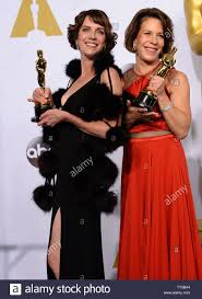 Ellen Goosenberg Kent and Dana Perry, winners of Best Documentary ...