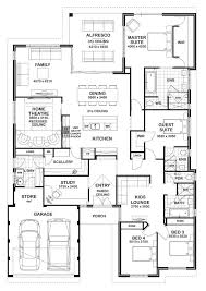 floor plan friday 4 bedroom 3