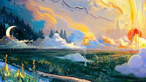 fantasy art painting painting