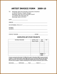 makeup artist invoice template balep