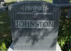 Effie Violet Shaw Johnston (1872-1965) - Find A Grave Memorial