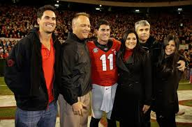 Aaron Murray's Brother Josh Wins 'The Bachelorette,' Mark Richt ...
