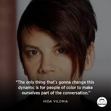 Hida Viloria is a Latinx writer and... - Civil Rights Memorial | Facebook