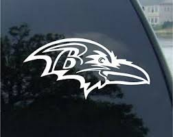 Ravens Decal Etsy