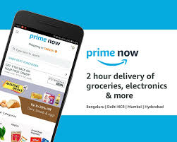 Amazon Prime Now for Android - APK Download