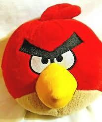 angry birds plush toy red bird stuffed