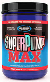 gaspari superpump max 40 serve