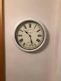 westminster clock co outdoor indoor