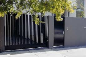 Rossdoor Garage Door And Gate Photos House Front Gate Fence Design House Gate Design