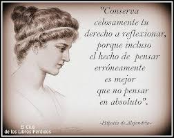 Hipatia de Alejandría | Hipatia de alejandria, Hypatia de alejandria