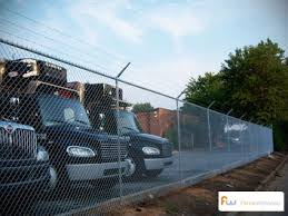 Commercial Galvanized Chain Link Fence Workshop