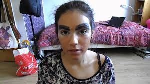 makeup and hair tutorials gone wrong
