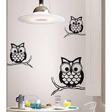 Give A Hoot Owls Wall Art Kit Wallpops