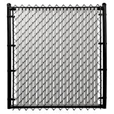 Tube Slats 4ft Vertical Tube Privacy Slats 82 Pc Set Gray Covers 10 Linear Feet Model St4gy Northern Tool