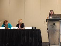 """AUTM on Twitter: """"Now talking how to increase #female involvement in the  #innovation process at #AUTM2018, with Kathleen Sohar, Jennifer Shockro and Mercedes  Meyer. #techtransfer https://t.co/Fl1bDQBjvr"""" / Twitter"""