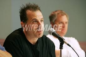 Ira Antelis Gregg Latterman during The Relationship Between...   WireImage    110077376