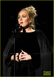 Adele Receives Standing Ovation for George Michael Tribute at Grammys 2017  - Watch Now!: Photo 3858525 | 2017 Grammys, Adele, George Michael, Grammys,  Video Pictures | Just Jared