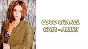 NUOVO INEDITO: Coco Chanel - Gaia Gozzi - testo e audio completo ...