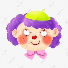 April Fool S Day Clown مهرج مضحكة مهرج لطيف مهرج سعيد أبريل