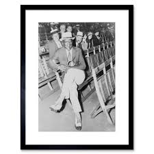 vintage photo jack johnson boxer cigar