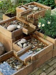 diy fountain ideas to make your garden