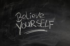 Confie em si mesmo para desfrutar do seu verdadeiro potencial ...