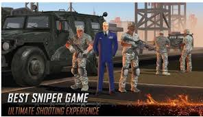 best sniper games android iphone
