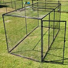Outdoor Cat Pen Purrfect Fence