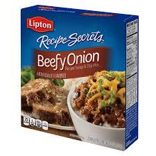 lipton recipe secrets soup and dip mix