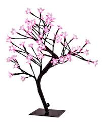 River Of Goods Pink Cherry Blossom Tree Led Accent Lamp Best Price And Reviews Zulily