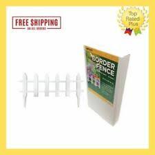 White Plastic Fence Panels For Sale In Stock Ebay