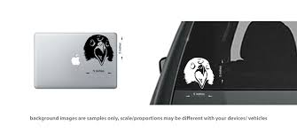 4x Game Of Thrones 3 Eyed Raven Vinyl Decal Sticker Warg Bird 60318 Stickerboy Skins For Protecting Your Mobile Device