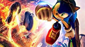 sonic riders 1080p game hd wallpaper
