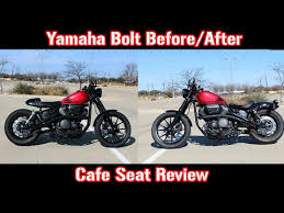 yamaha bolt scrambler conversion