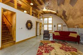 unique quonset hut home will give you