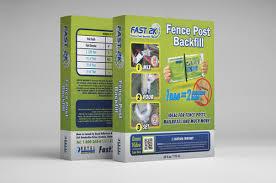 Fast 2k Quick Foam Post Anchor 2 9 Lb At Menards
