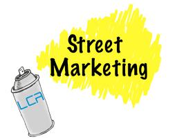 Street Marketing™ - Agence de pub non conventionnelle