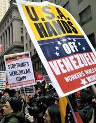 End all coup attempts on Venezuela!
