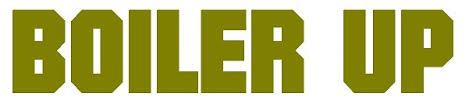 Ncaa1329 Purdue Boilermakers Boiler Up Die Cut Vinyl Graphic Decal Sticker