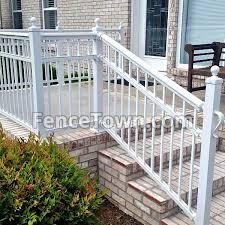 Fairfield Aluminum Railing Panel 42h X 48w Porch Railing Fencetown