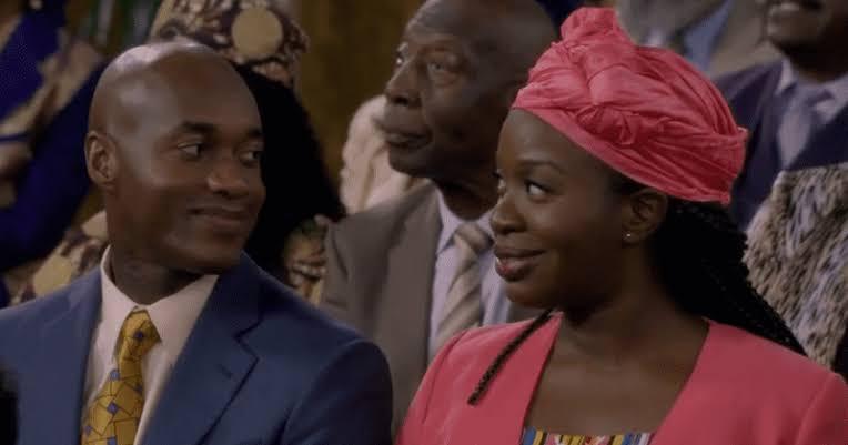 """Image result for Bob Hearts Abishola - S01E09"""""""