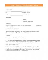 lease cancellation agreement 75 main